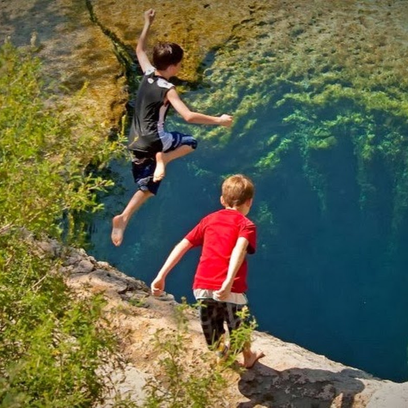 Jacob's Well, Texas' Most Dangerous Diving Spot