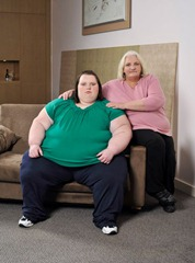 Georgia Davis (17) is Britain's fattest teenager weighing around 40 stone