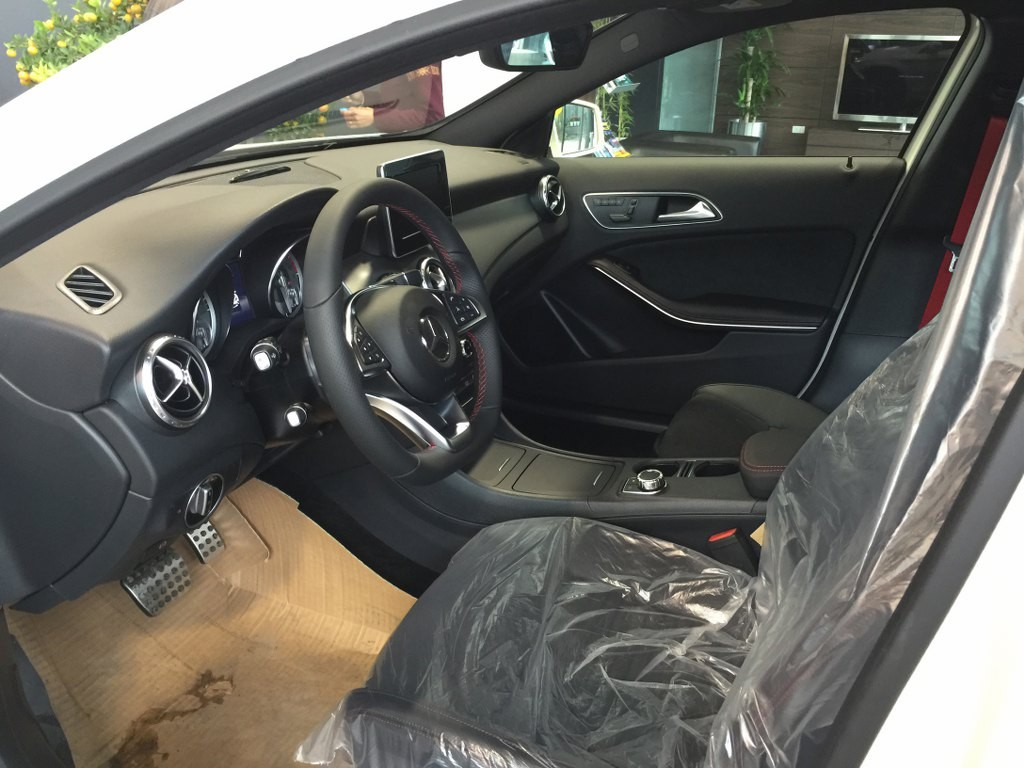 Xe Mercedes Benz GLA250 4Matic 010