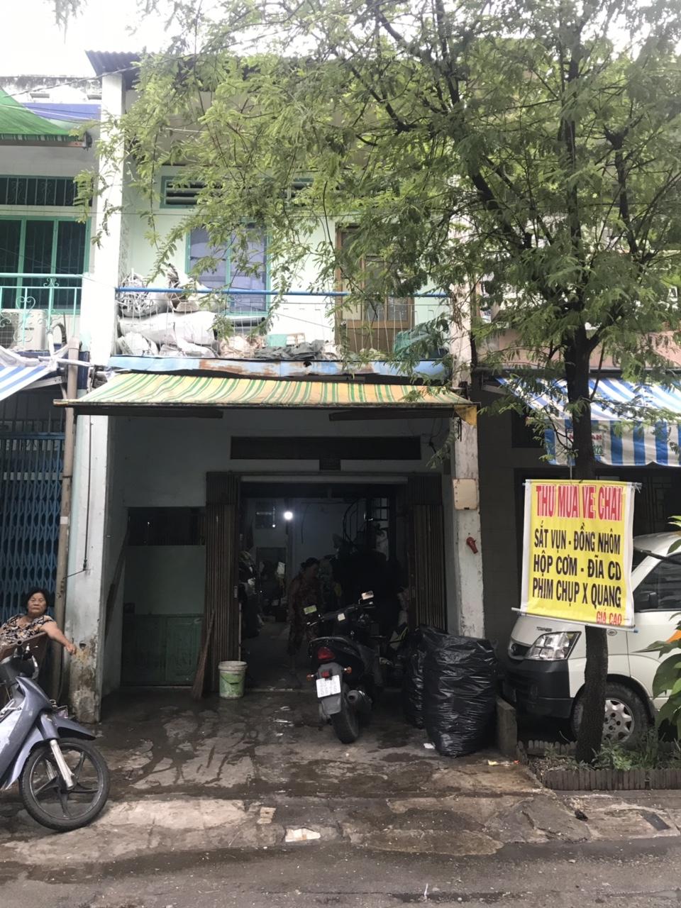 Bán nhà Mặt Tiền Đường Khuông Việt Quận Tân Phú, dt 4m x 21m, 1 trệt 1 lầu, giá 6,9 tỷ.