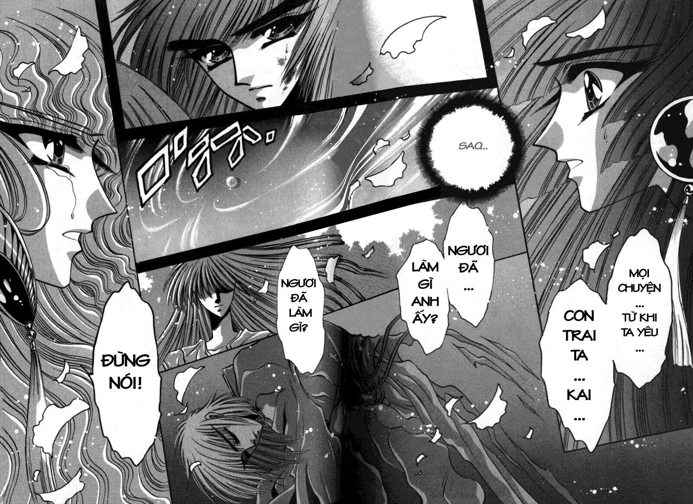 Moryo Kiden Chap 012