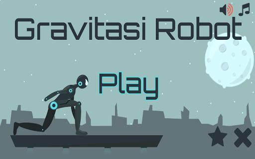 Gravitasi Robot