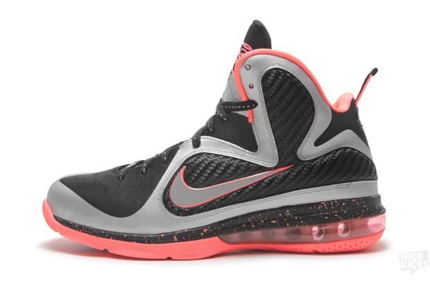 online store 38b63 484c1 Release Reminder Nike LeBron 9 8220Mango8221 469764005 ...