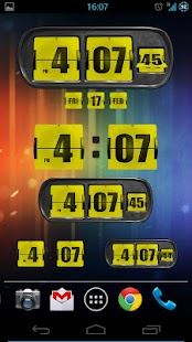 3D Animated Flip Clock PRO - screenshot thumbnail