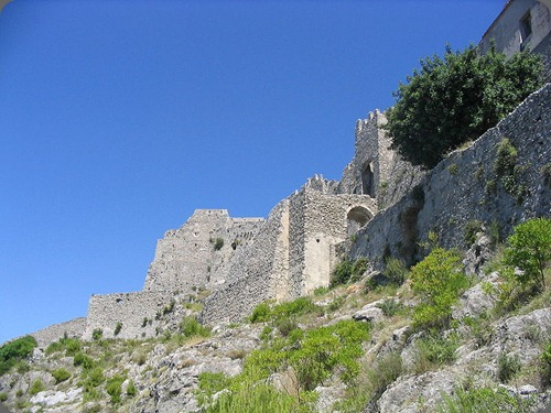 Salerno_Arechi-Castle-02