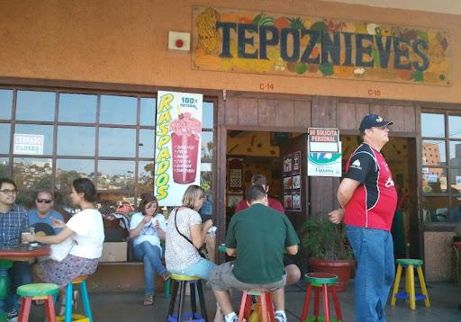 Tepoznieves in Tijuana