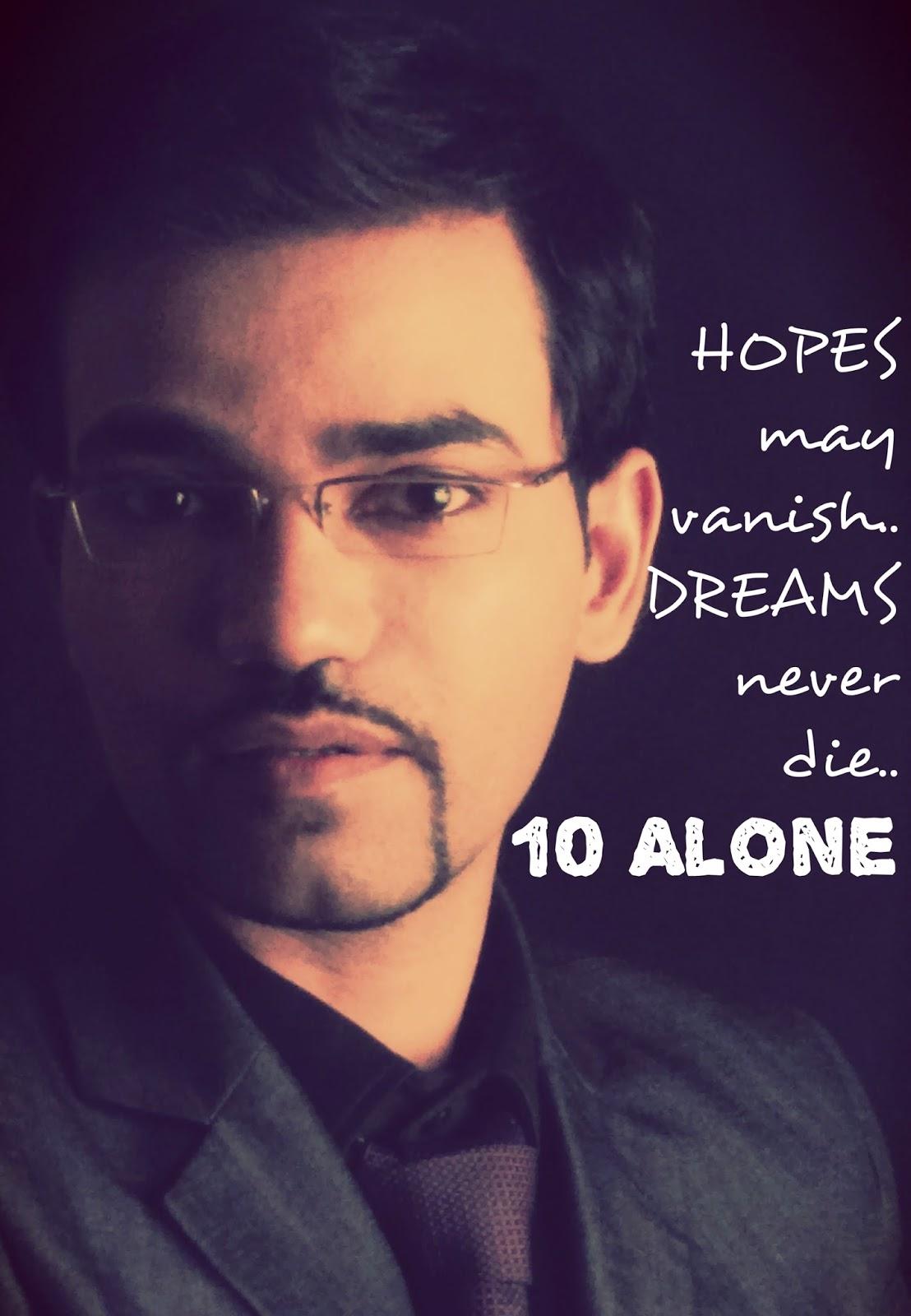 Vikrmn CA Vikram Verma Author of novel 10 Alone Chartered Accountant