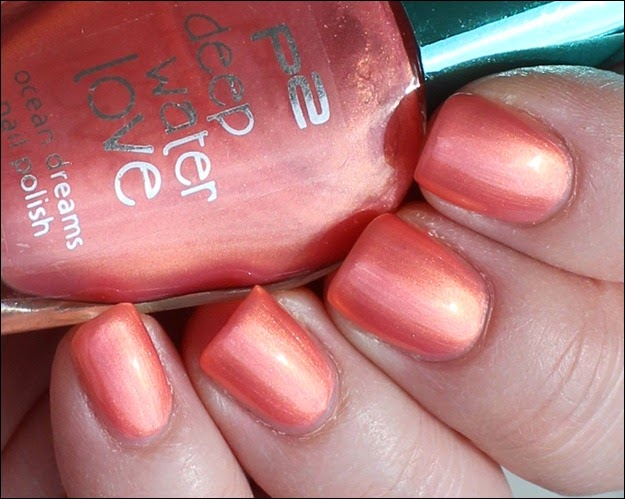 Koralle P2 Rosy Coral Deep Water Love 2