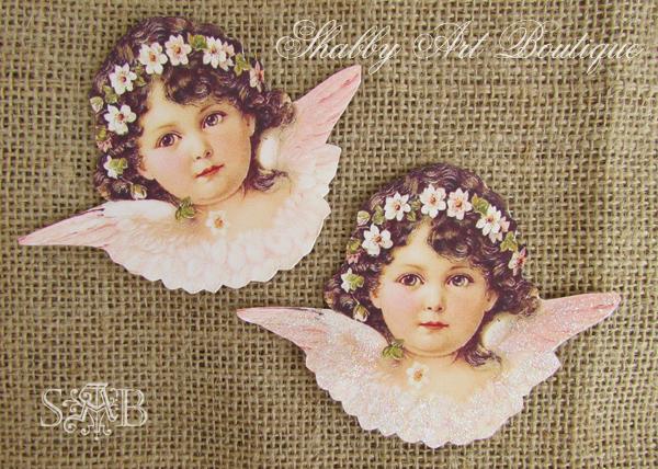 Shabby Art Boutique vic angel 6