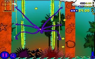 Screenshot of Octopus Jungle
