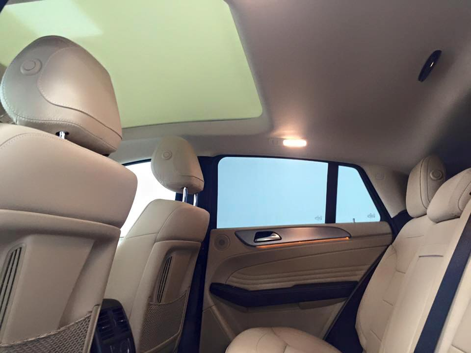 Xe Mercedes Benz GLE 450 2017 Coupe 019
