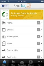St Jude's Primary - Skoolbag Android Education