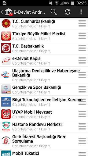 E-Devlet Android