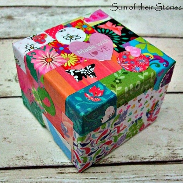 patchwork box 1
