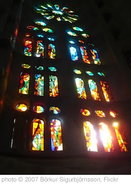 'Stained glass' photo (c) 2007, Börkur Sigurbjörnsson - license: http://creativecommons.org/licenses/by/2.0/