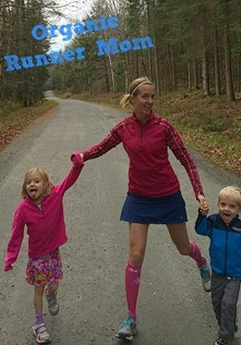 Organic Runner Mom