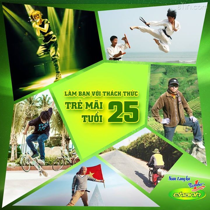 LÀM BẠN VỚI THÁCH THỨC TRẺ MÃI TUỔI 25 www.damchonthachthuc.com.vn