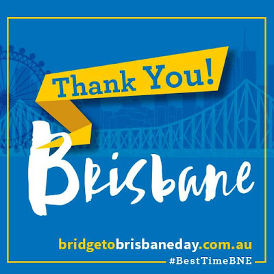 Thank you to our phenomenal Bridge to Brisbane Day community for a