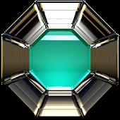 Triqua GO Launcher Theme