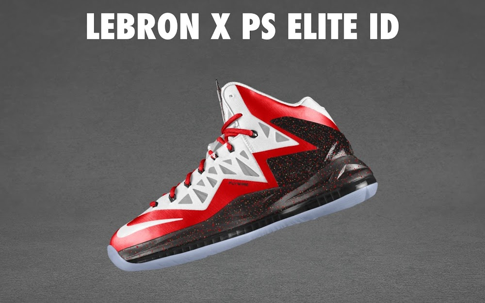 new product e96e7 152d2 ... NIKE LEBRON X PS ELITE Coming to Nike iD on April 23rd ...