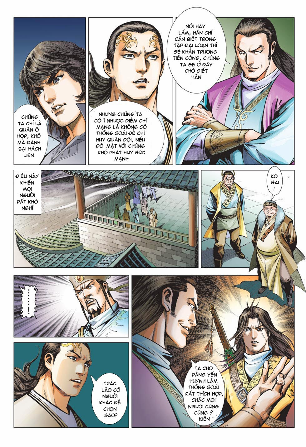 Biên Hoang Truyền Thuyết Chap 052
