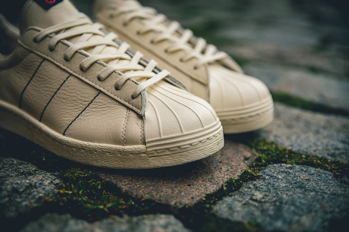 superstar 80s x kasina Italia adidas la chic LYONS Construction
