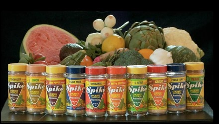 Spike Seasonings