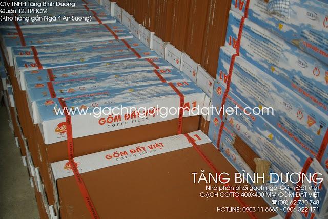 Gạch tàu 400x400x14 mm Gốm Đất Việt