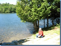 6804 Quebec - Gatineau Park - Mackenzie King Estate - Kingswood - Karen at Kingsmere Lake
