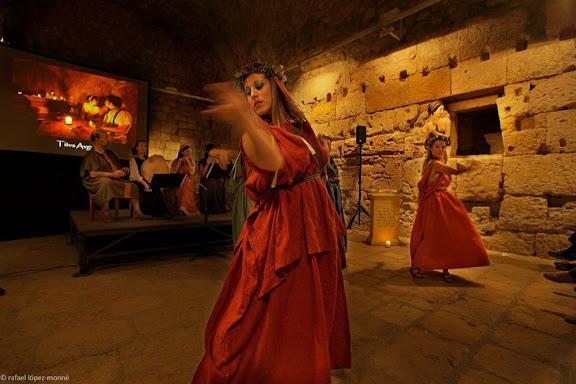 CARMINA CANERE,Thaleia (Tarragona). Concert.Tàrraco Viva, el festival romà de Tarragona. XIVa edició.Tarragona, Tarragonès, Tarragona