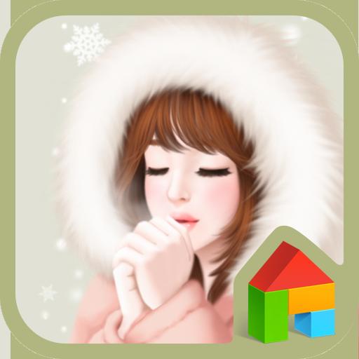 러블리걸(추워요) 도돌런처 테마