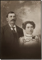Scotie Hickman and Tula Fawcett