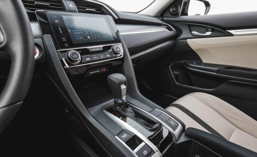 Xe Ô Tô Honda Civic Thế Hệ Mới 017