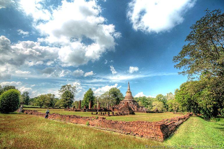 Wat Chang Si Satchanalai