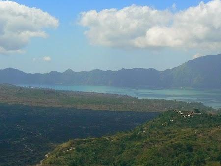 Obiective turistice Bali: Lacul Batur