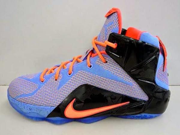 the latest f39ea 343cc Additional Look at Nike LeBron 12