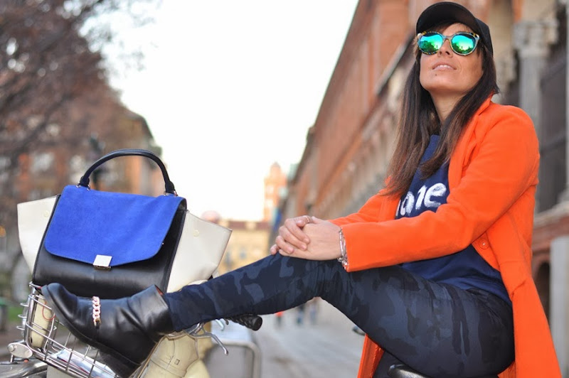outfit, sweatshirt chanel, Statale di Milano1, gossip girl, italian fashion bloggers, fashion bloggers, street style, zagufashion, valentina coco, i migliori fashion blogger italiani