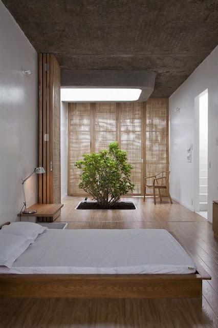 Nội thất theo phong cách thiền Zen