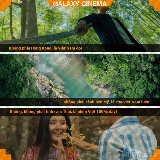 Phim Việt nha mấy stars...ủng hộ cái nà!
