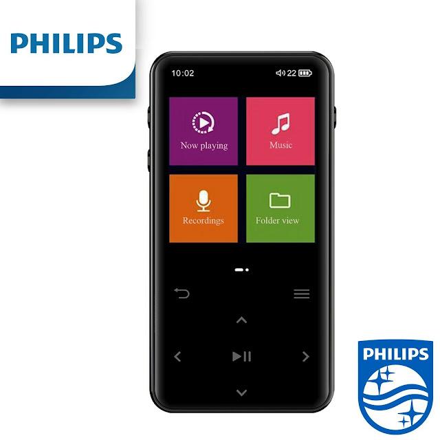 Philips SA1508 - Máy Nghe Nhạc HiFi Cao Cấp