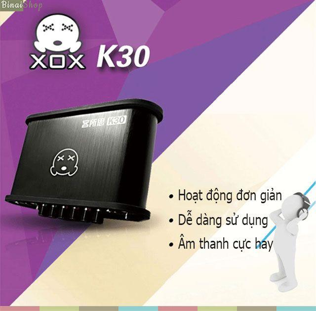 XOX K30