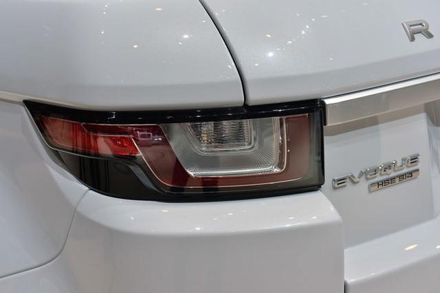 Xe Range Rover Evoque siêu tiết kiệm nhiên liệu 09