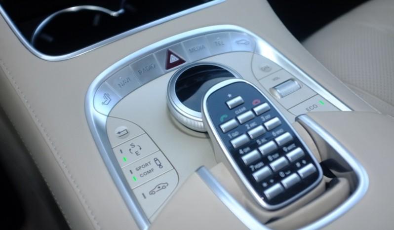 Nội thất  xe Mercedes Benz S500 cũ 2013 nhập đức 013