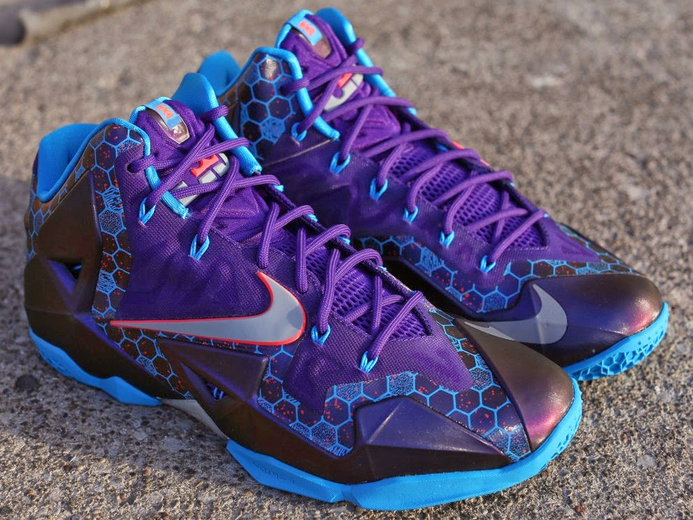 huge discount 109a7 bf909 ... 8220Summit Lake Hornets8221 Nike LeBron 11 Arriving at Retailers