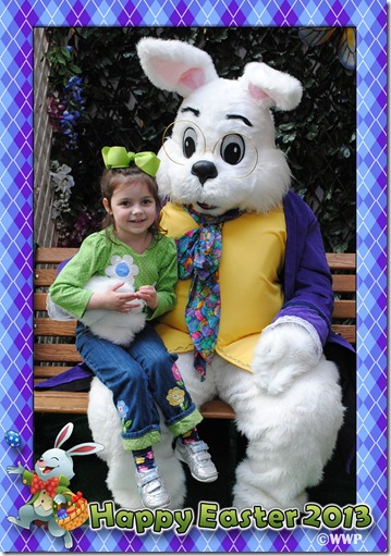 Easter Bunny 2013 3