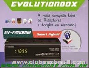 EVOLUTIONBOX EV 1095 HD