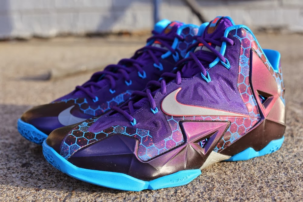 176d0f28b4be 8220Summit Lake Hornets8221 Nike LeBron 11 Arriving at Retailers ...