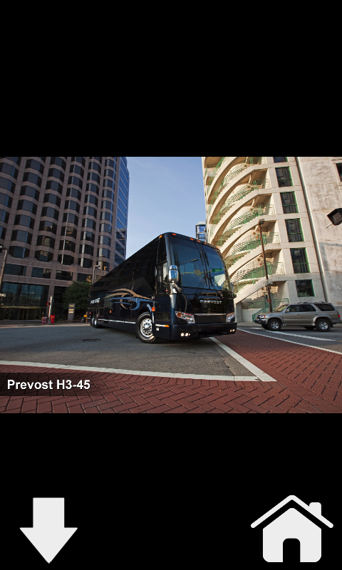 Prevost Tools - screenshot