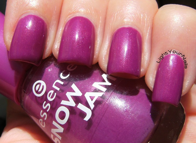 Essence Snow Jam Lilac Is My Style