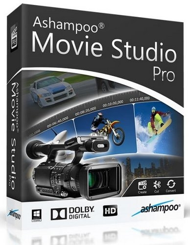 Ashampoo Movie Studio Pro v2.0.12.9 Full